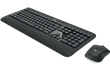 TECLADO + MOUSE WIRELESS LOGITECH MK540 ADVANCED