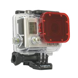 CAMARA DIGITAL GO PRO FILTRO TROPICAL ACUATICO COLOR CORRECTION-SCUBA HERO3