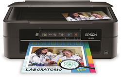 IMPRESORA EPSON EXPRESSION XP-231 MULTIFUNCION WIRELESS