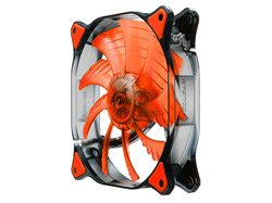COOLER COUGAR CF-D12HB-W 120MM RED LED