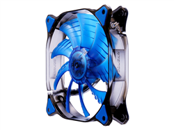 COOLER COUGAR CF-D12HB-W 120MM BLUE LED