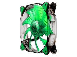 COOLER COUGAR CF-D12HB-W 120MM GREEN LED