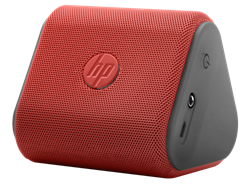 PARLANTES HP ROAR MINI SPEAKER BLUETOOTH RED
