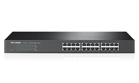 SWITCH 24X TP-LINK TL-SF1024 R19