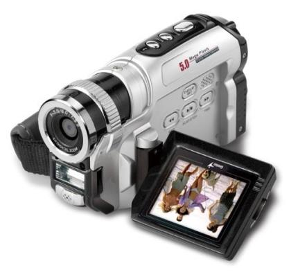 CAMARA DIGITAL GENIUS DV 5122