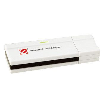 PLACA DE RED ENCORE WIRELESS 54 USB