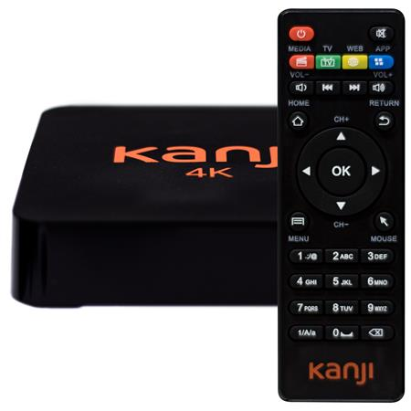 SMART TV SMARTER KANJI 4K USB ANDROID 5.1