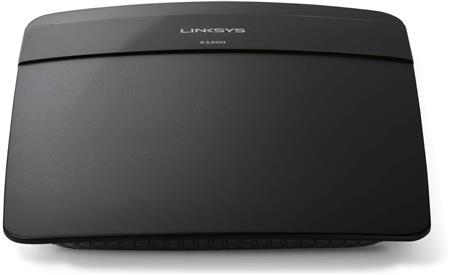 ROUTER LINKSYS E1200 WIRELESS-N