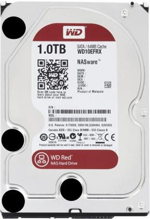 DISCO RIGIDO 1TERA WESTERN DIGITAL RED NAS (WD10EFRX) SATA III