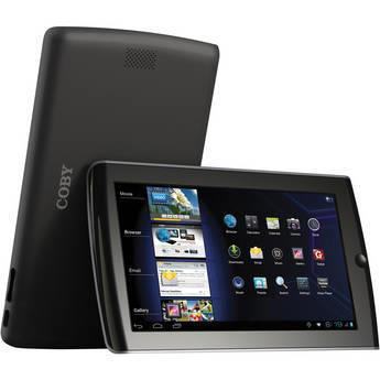 "TABLET. 7"" COBY KYROS 512MB 4GB CAPACITIVE MULTI-TOUCH MID7036-4"
