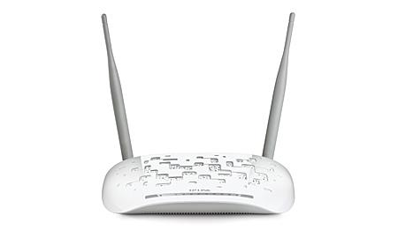 MODEM ROUTER TP-LINK TD-W8968 WIRELESS ADSL2 Y WAN 300M MULTIF