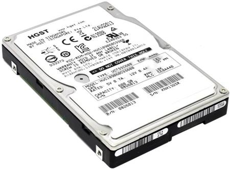 DISCO RIGIDO SAS 600GB HGST 10000RPM 64MB