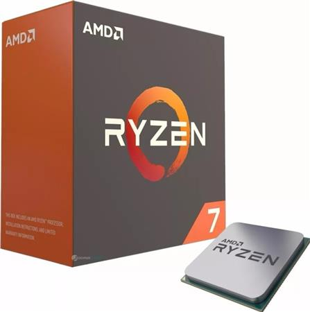 MICRO AMD RYZEN 7 1800X 3.6GHZ PRESICION BOOST 4.0GHZ AM4