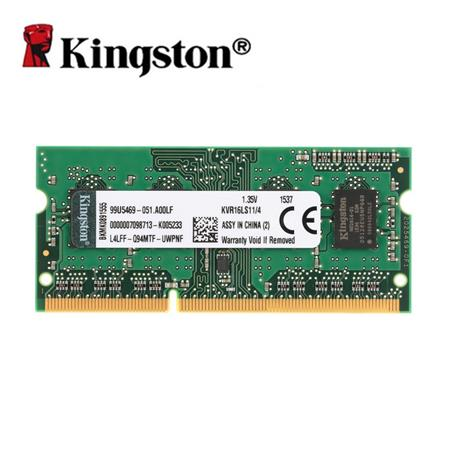 MEMORIA SODIMM DDR3L 4GB 1600 KINGSTON 1.35V