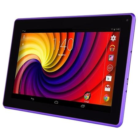 "TABLET 9"" D2PAD D2-962G PURPLE 1GB 8GB 4.2 DOBLE CAMARA BT  FUNDA TECLADO PURPLE"