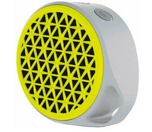 PARLANTE PORTATIL LOGITECH X50 BLUETOOTH YELLOW