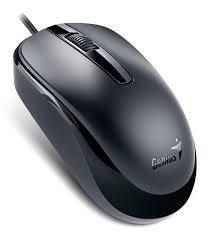 MOUSE GENIUS DX-120 BLACK USB