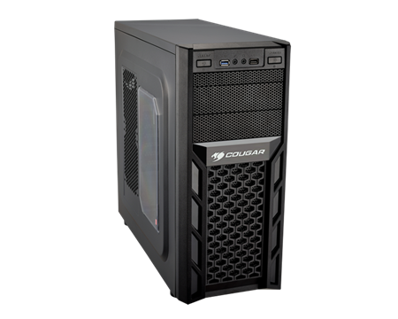 GABINETE ATX COUGAR SOLUTION 2 5MMG