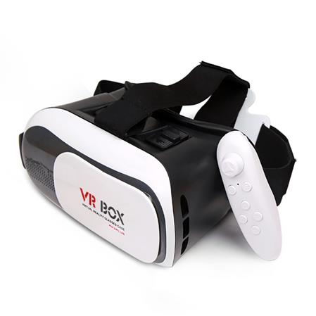 MULTIMEDIA VIRTUAL REALITY GLASSES VR-BOX RK3PLUS C/CONTROL