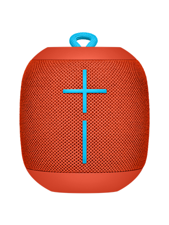 PARLANTE PORTATIL LOGITECH UE WONDERBOOM BLUETOOTH ROJO