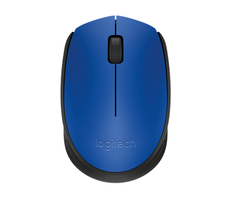 MOUSE LOGITECH M170 WIRELESS BLUE