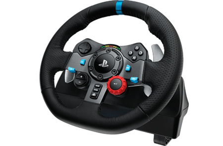 JOYSTICK VOLANTE G29 LOGITECH DRIVING FORCE RACING WHEEL 000111