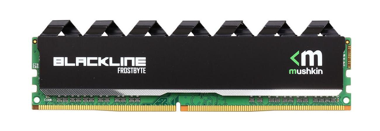 MEMORIA DDR4 8GB 2400 MUSHKIN BLACKLINE