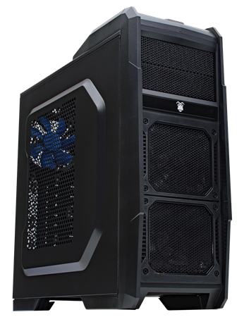GABINETE ATX DOOKU GAMER SERIES LILLION