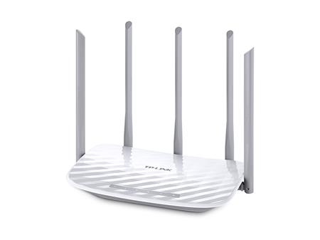 ROUTER ARCHER TP-LINK MOD C60 AC1350 WIRELESS DUAL BAND 5ANT