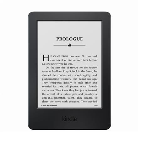 "EREADER 6"" KINDLE TOUCH BLACK 8VA GENERACION 2016 SY69JL 4GB WIFI"