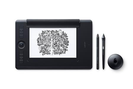 TABLETA GRAFICA WACOM INTUOS PRO PAPER EDITION MEDIUM PTH-660P
