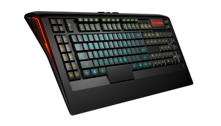 TECLADO STEELSERIES APEX 350 LOW PROFILE MACRO