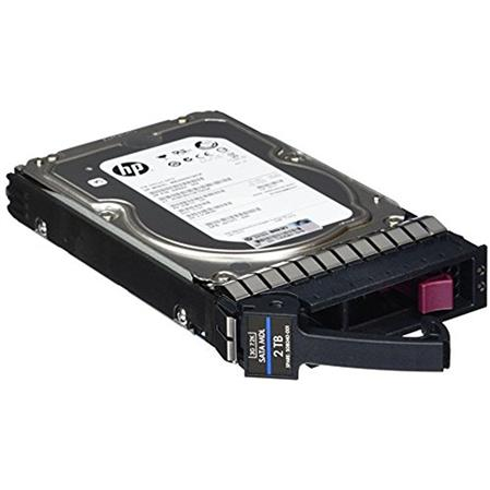 DISCO RIGIDO 2TERA HP 507632-B21 SATA 3.5 INTERNAL HARD DRIVE