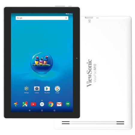 "TABLET 10"" VIEWSONIC VIEWPAD M10 BLANCA IPS ANDROID 7.0"