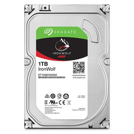 DISCO RIGIDO 1TERA SEAGATE IRONWOLF 5900 64MB NAS RAID