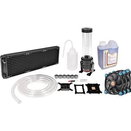 WATER COOLING THERMALTAKE PACIFIC R360 D5 RIING KIT RGBX3