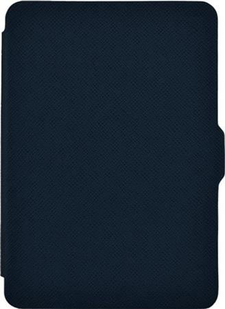 FUNDA KINDLE PAPERWHITE LESHP CUERO MAGNETIC AZUL