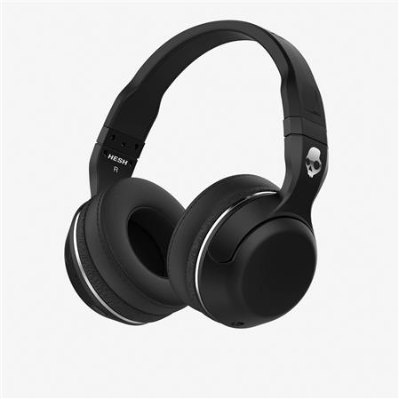 AURICULAR WIRELESS C/MIC VINCHA SKULLCANDY S6HBGY-374 HESH 2 BLUETOOTH BLACK