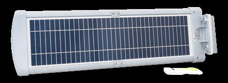 LUZ LED SOLAR LUNNOM LNMS-06R CALLELUZ LED SOLAR LUNNOM LNMS-06R CALLE