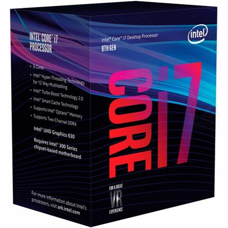 MICRO INTEL CORE I7 8700 3.2GHZ SOCKET 1151