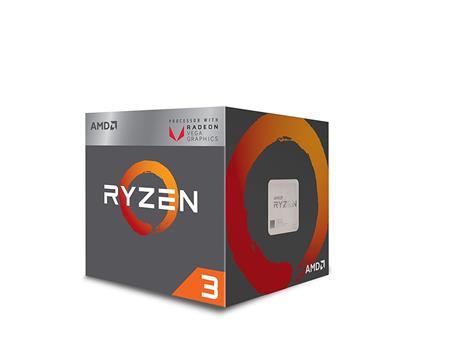 MICRO AMD RYZEN 3 2200G 3.5GHZ PRESICION BOOST 3.7GHZ AM4 C/RADEON VEGA 8 OEMMICRO AMD RYZEN 3 2200G 3.5GHZ PRESICION...