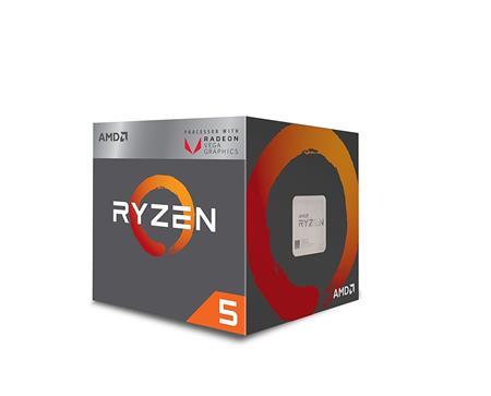 MICRO AMD RYZEN 5 2400G 3.6GHZ PRESICION BOOST 3.9GHZ AM4 C/RADEON VEGA 11