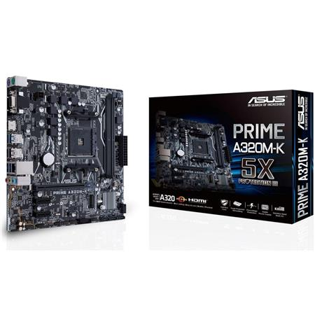 MOTHERBOARD ASUS PRIME A320M-K AM4