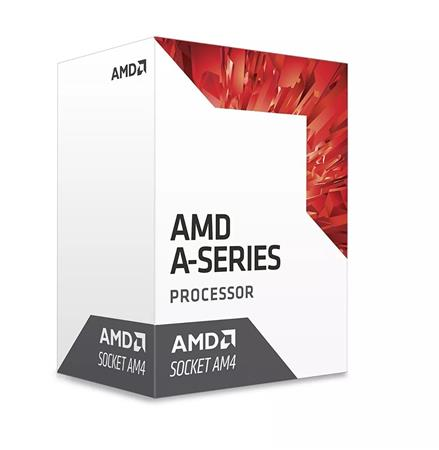 MICRO AMD A6 9500 3.5GHZ MAX BOOST 3.8GHZ AM4 C/RADEON R5