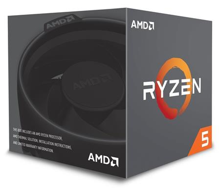 MICRO AMD RYZEN 5 2600 3.4GHZ PRESICION BOOST 3.9GHZ AM4