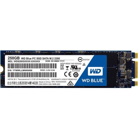 DISCO SSD M2 250GB WESTERN DIGITAL BLUEDISCO SSD M2 250GB WESTERN DIGITAL BLUE