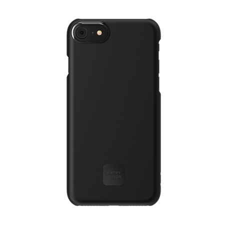FUNDA HAPPY PLUGS IPHONE 7/8 CASE BLACK