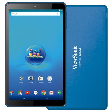 "TABLET 10"" VIEWSONIC VIEWPAD M10M QUAD CORE 1GB 16GB EMMC IPS ANDROID 7.0 AZUL"