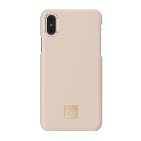 FUNDA HAPPY PLUGS IPHONE X NUDE