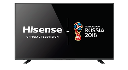 "TV LED SMART 55"" HISENSE HLE5517RTUXI WiFi NETFLIX UHD 4K HDR+"